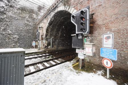 Camera's tegen spoorlopers