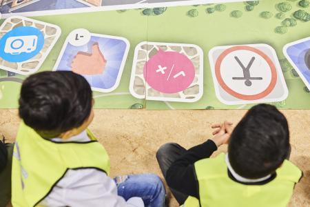 Spel over veiligheid